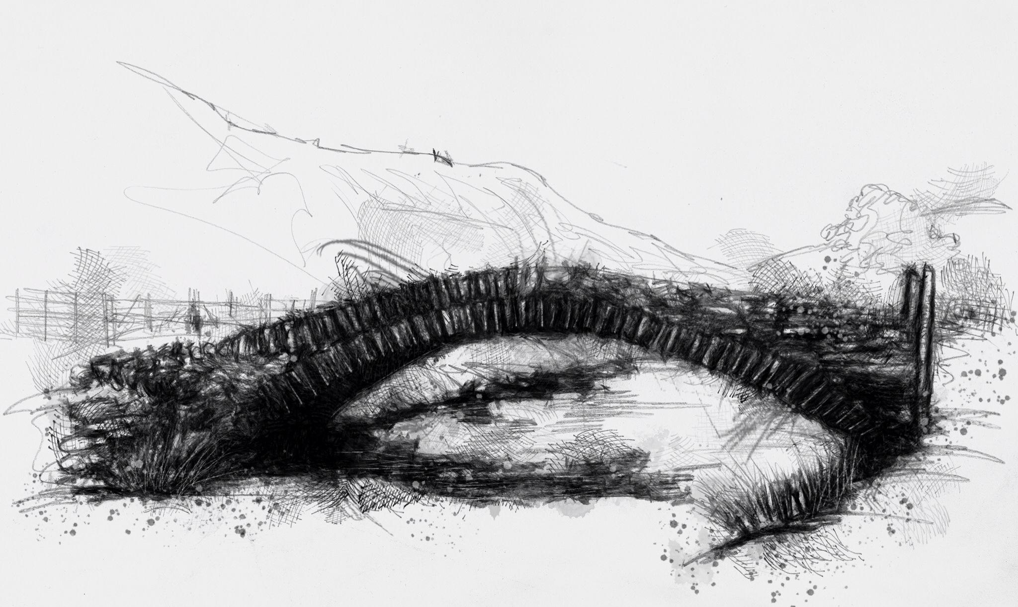 расплата графические картинки каменных мостов нашего материала