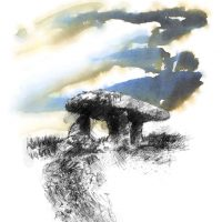 Cornish quoit