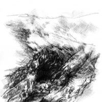 Merlins cave